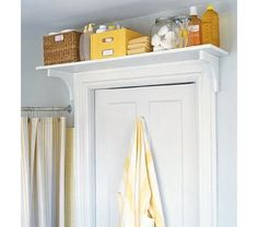 10 DIY Bathroom Ideas That May Help You Improve Your Storage space 3