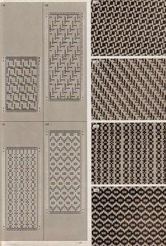 Pattern Library - Библиотека узоров (жаккардовых - спицами). Обсуждение на LiveInternet - Российский Сервис Онлайн-Дневников