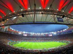 Maracanã receberá clássico europeu França x Alemanha (Foto: João Paulo Engelbrecht/RioTur/Divulgação)