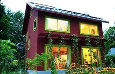 Une #maison avec des performances énergétiques exceptionnelles !  #insolite #immobilier