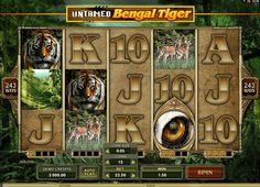 Bengal Tiger is a login slot game.It's a 5 reel 243 payline login slot machine.If you like login slot game, you can not miss this Free Casino Slot Games, Online Casino Games, Online Gambling, Online Casino Bonus, Top Casino, Best Casino, Casino Classic, Win Online, Play Slots