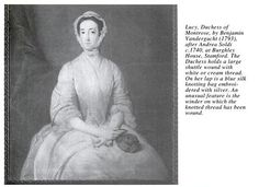 Lucy Manners (Graham) Birthdate:1717 Death: 1788 Wife of William Graham, 2nd Duke of Montrose.