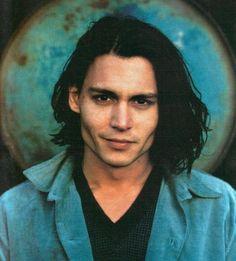 Johnny Depp (yummmmm)