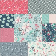 NouvElle Fat Quarter Bundle