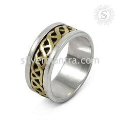 Handmade !!  925 Sterling Silver Ring Jewelry