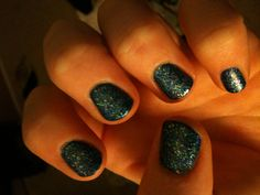 New years nails <3