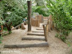 3-6 natural playground