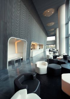 Marmo Bar designed by Marc Newson