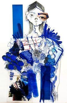 Trendy fashion sketchbook layout student portfolios sketch books ideas fashion new fashion design sketchbook awesome ideas Sketchbook Layout, Textiles Sketchbook, Arte Sketchbook, Sketchbook Inspiration, Sketchbook Ideas, Illustration Mode, Fashion Illustration Sketches, Fashion Sketches, Fashion Design Illustrations