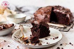 Szybkie ciasto czekoladowe   Przepisy   Wypieki Beaty Cooking Recipes, Food, Chef Recipes, Essen, Meals, Yemek, Eten