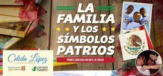 Concurso Infantil de Dibujo 'La Familia y los Símbolos Patrios'. Cierre el 19 de septiembre.