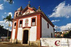 Capela - Prados - MG - Brasil