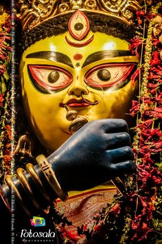 Durga Maa, Festival in India, Kolkata.