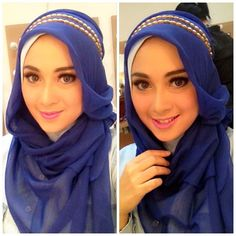 Glamourous Hijab Fashion With Every Day Style Tutorial
