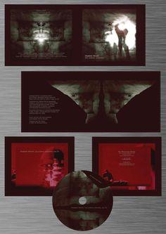 """Vladimír Hirsch - """"Les Scenes Ardentes"""" album flyer"""