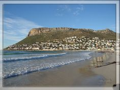 Fish Hoek - Such lovely memories! South Afrika, Dream City, Holiday Destinations, Cape Town, Awesome Stuff, Old Photos, Trek, Places Ive Been, Watercolour