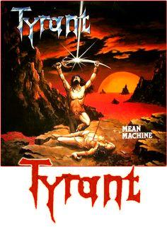 Burgos Btt Metal: Canciones para una vida - Tyrant - Making Noise An. Amon Amarth, Dream Theater, Metal On Metal, Power Metal, Bruce Dickinson, Def Leppard, Iron Maiden, Rage, Avenger