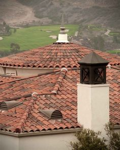 1000 images about beautiful tile roofs on pinterest for Spanish clay tile roof