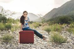 """Fotografía infantil en locación """"Huasteca"""""""