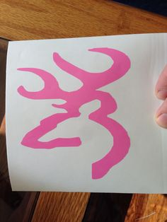 Browning decal! $5.00