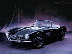 Fotos BMW 507: 60º Aniversario