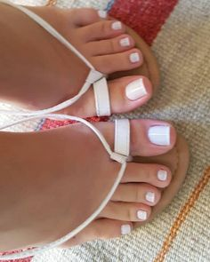 Our site is just for you, Perfect Cute Toes with Sexy Feet all in One Place. Pretty Pedicures, Pretty Toe Nails, Cute Toe Nails, Sexy Nails, Sexy Toes, Pretty Toes, Nail Designs Spring, Toe Nail Designs, French Pedicure Designs