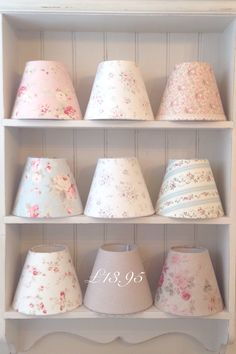 Handmade lampshade by Betsy Blair Home