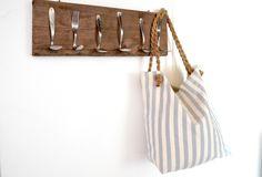 Un tutorial facile e veloce per una borsa da spiaggia che profuma di estate.