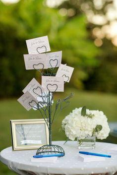 50 Alternative Wedding Guest Books   HappyWedd.com