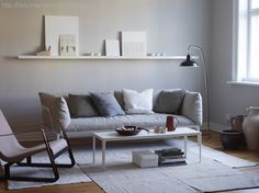 Neutral, modern sitting room scheme, image from Mi Casa Ambiente tonos marrones Jotum Home Living Room, Interior, Home, House Styles, House Interior, Home Deco, Living Room Inspiration, Interior Design, Home And Living