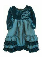 Девушки Дизайнерские платья | Дизайнерские платья для девочек | PinkPrincess.com