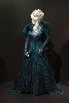 Into the Woods by costume designer Colleen Atwood. (L to R) Meryl Streep as The Witch.