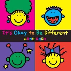 It's okay to need some help. It's okay to be a different color. It's okay to talk about your feelings. It's okay to make a wish... It's Okay to Be Different cleverly delivers the important messages of