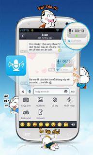 phần mềm chat zalo