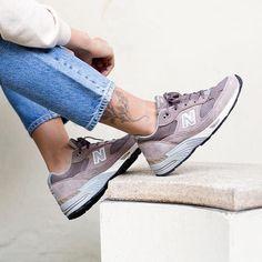 Sneakers femme - New Balance 991 (©sizeforwomen)