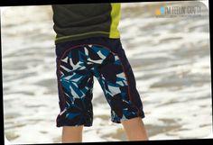 Board shorts good idea.