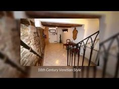 Venice Holiday Apartment for 6 people Holiday Apartments, Venice Italy, Venetian, 18th Century, Stairs, Vacation Rentals, Bedroom, People, Home Decor