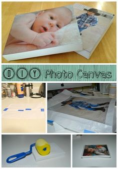 diy photo canvas #Christmas #thanksgiving #Holiday #quote