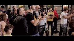 VIDEO Mika à la gare d'anvers: le making-of Mika's Mobistar ad