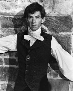 Ian McKellen as Chauvelin in 'The Scarlet Pimpernel' (one of my favorites!)