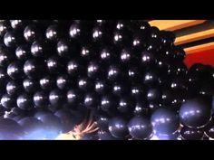 ▶ Nightmare at Balloon City USA - Halloween themed event -  YouTube
