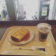 アキバで朝食なう