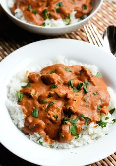 More time loving, less time cooking. Chicken tikka Masala curry