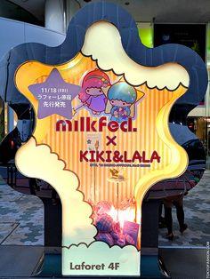 【2011.11】【Milkfed x LTS】Watch ★Little Twin Stars★
