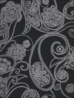 wallpaperstogo.com WTG-098662 York Designer Series Transitional Wallpaper
