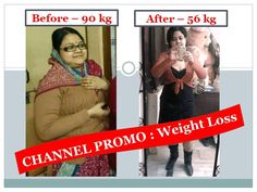 Weight loss, Weight loss Journey, 90kg to 56kg, Slimming Episode, Health...