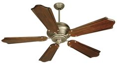 Ceiling Fan Motor Only - Blades Sold Separately : A21R   Garbe's