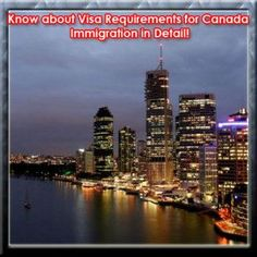 Are you one of those who individuals who are motivated with Canada immigration? If YES, you should thoroughly consider the many available choices and requirements, prior to submitting a submission–as the various kinds of migrants; for instance, like qualified workers & entrepreneurs–have different visa requirements for education & work-expertise, etc.
