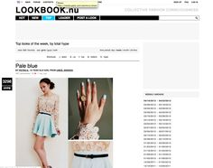 Lookbook.nu -- Makes me wanna draw people! All About Time, Draw, Guys, Hot, People, Blue, Collection, Fashion, Bandeau Outfit