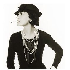 Because Coco Chanel did it!